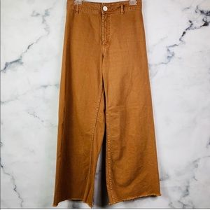 Zara marine jeans